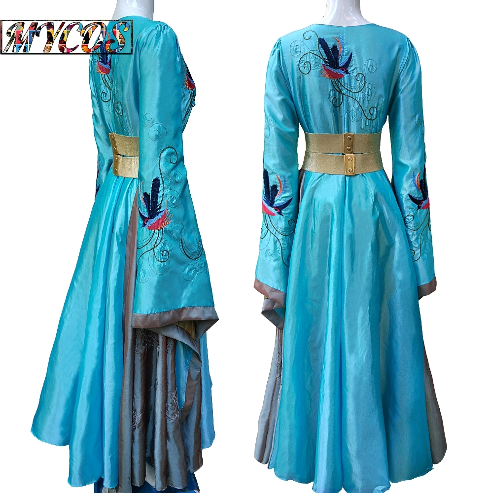 Cosplay Game Of Thrones Cersei Lannister Dress Daenerys Targaryen Qarth Dress