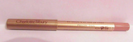 CHARLOTTE TILBURY Lip Cheat Lip Liner Pencil PILLOW TALK Travel Sz NEW - $16.82