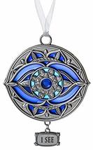 Gnz Attractive Zinc Chakra Ornaments in Your Choice of Style (Third Eye Chakra,  - $6.88