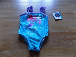 Size 0-3 Months Disney The Little Mermaid Ariel Swimsuit Swim Bathing Su... - $15.00