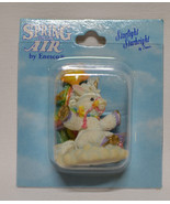 1997 Starlight Starbright  Spring Is In The Air by Enesco Unicorn - $6.92