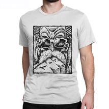 Dragon Ball z Master Roshi Manga Anime T shirt Fast Shipping and Best Qu... - $24.00
