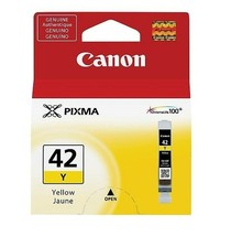 Canon 6387B002 CLI-42Y Yellow Ink Cartridge For Pixma Pro-100 - $31.63