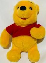 "Vintage Disney Mattel 1997 Winnie The Pooh 8"" Plush - $16.65"