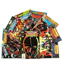 Night Thrasher 9 Comic Book Lot Run 13-21 Marvel VF NM War Machine Hulk - $14.80