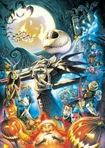 108-piece jigsaw puzzle Art of The Nightmare Before Christmas (18.2x25.7cm) - $14.39