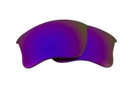Polarized Replacement Lenses for-Oakley Half Jacket 2.0 Sunglasses Purple - $8.80