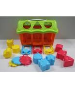 Shape and Lock Barn Colors Dexterity Development Playgo Toys - $14.50