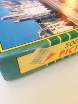 "Vintage 50s Warren Diamond Lock Picture Puzzle- #500 ""FRANCE: Chateau Chambord""  image 7"