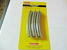 Micro-Trains Micro-Track # 99040903 Track Curved R-195MM 30 Degree  Z-Scale image 1