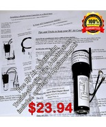 Dometic 3310727.007 RV Air Conditioner Hard Start Capacitor Kit - ships ... - $23.95