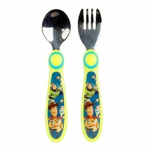 The First Years Disney/Pixar Toy Story Fork & Spoon - $3.79