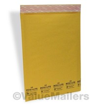 2000 #2 8.5x12 Kraft ^ Bubble Mailers Padded Envelopes Mailer Bag 100.10... - $363.99