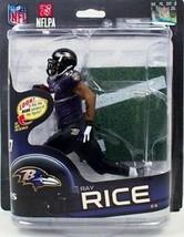 Ray Rice Baltimore Ravens McFarlane Action Figure NIB NFL Series 32 - $18.55