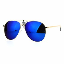 Fashion Aviator Sunglasses Vintage Driver Aviators Metal Frame UV 400 - $9.85
