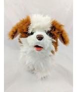 Hasbro FurReal Friends Dog Plush Animated 2010 Stuffed Animal toy - $8.95