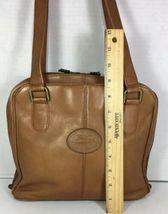 American Angel Brown Leather Multi Pocket Shoulder Bag – Distressed image 6