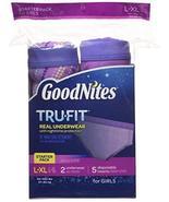 GoodNites TRU-FIT Real Underwear Starter Pack for Girls - L/XL - $17.99