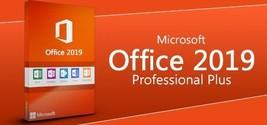 Microsoft Office Pro Plus 2019- 32/64 bit Licence Key for 1 PCs - $24.99
