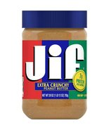 Jif Extra Crunchy Peanut Butter, 28-Ounce , A 3 Pack - $25.00