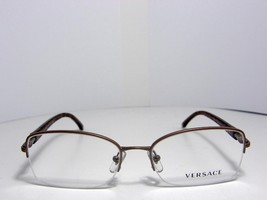Hot New Authentic Versace Eyeglasses VE 1193 1259 Italy 53mm V 1193 1259 DM - $102.92
