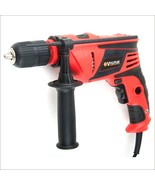 Power Hammer 1/2-Inch Pistol-Grip Drill Variable Speed Impact Drill,  Bl... - $49.99