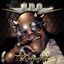 Decadent [Audio CD] U.D.O. - $9.99