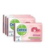 75 gm X 8 PIECE  Dettol Skincare Soap WITH FREE SHIPPING - $18.74