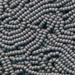 Primary image for 11/0 Seed Bead Rocaille Half Hank Purple 5