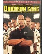 Gridiron Gang [DVD] - $3.95