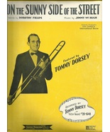 1930 On the Sunny Side of the Street Tommy Dors... - $12.95