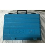BOSCH HARD PLASTIC CASE - USED - BLUE - CASE ONLY - $38.00