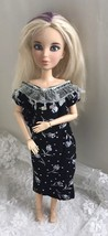 "2009 Spin Master LIV Doll 11 1/2"" w/Wig #10711SWM - Articulated - Handmade Dress - $18.69"