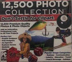 12,500 Photo Collection (Jewel Case) - $49.99