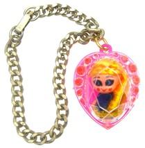 Vintage 1967 Mattel Liddle Kiddles Heart Bracelet Jewelry Doll Near Mint NM  - $49.99