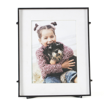 Barin 57 Black Square Rod Photo Frame - $35.99