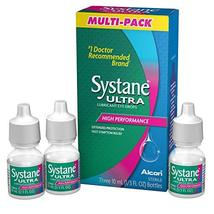 Systane Ultra Lubricant Eye Drops, 30 ml. image 9