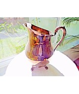 F.B. Rogers Silverplate Water Pitcher with Ice Catcher - $9.90
