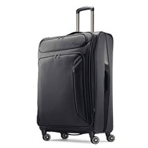 """American Tourister Zoom 25"""" Spinner Luggage Black 92410-1041 - $119.99"""