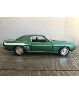 1969 Chevrolet Camaro Yenko SYC 427. ERTL Collectibles 1/18 Scale Diecas... - $77.23