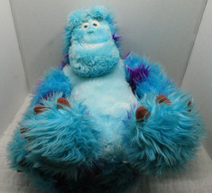 Disney Pixar Monsters Inc 14 Inch Plush Stuffed Sully Sulley Toy - $9.85