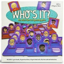 Who's it? Memory Game w - $13.99