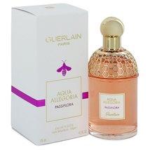 Guerlain Aqua Allegoria Passiflora 4.2 Oz Eau De Toilette Spray image 4