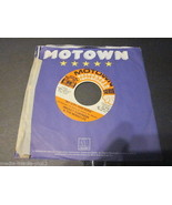 1980's 45 RECORD SMOKEY ROBINSON GOING TO A GO-GO / MY GIRL HAS GONE - $7.95