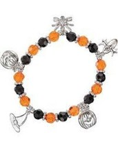 Avon Trick or Treat Halloween Bracelet - $11.99