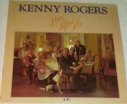 Primary image for Kenny Rogers - Love Lifted Me (LP, 1976) / tested, ships in 24 hours