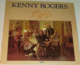 Kenny Rogers - Love Lifted Me (LP, 1976) / tested, ships in 24 hours  - $28.98