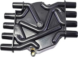 A-Team Performance Vortec V8 Distributor Cap Crab Style Replacement with Metal I