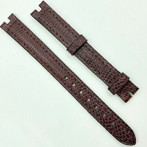 Authentic Cartier 11mm Burgundy Leather Strap for Buckle 5801C02OBAB - $199.00