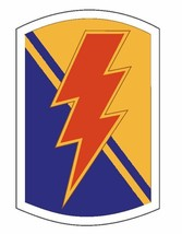 79th Infantry Brigade Combat Team Sticker Military Forces Decal M117 - $1.45+